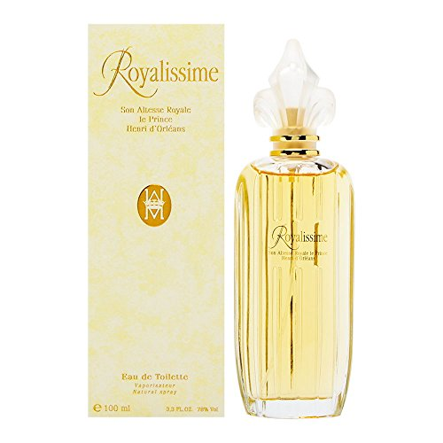 ROYALISSIME by Prince d'Orleans EDT SPRAY 3.4 (Brands 3.4 Ounce Edt)