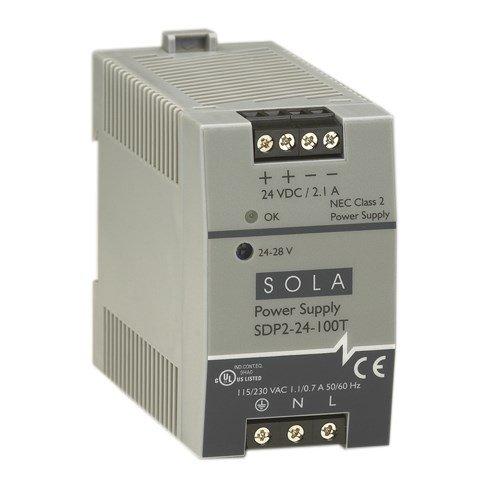 Sola/Hevi-Duty SDP3-15-100T DC Power Supply, 12-15 VDC, 4.2-3.4 - Duty Transformers Sola Hevi