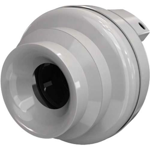 (Fantech HP-190 In-Line Radon Fan 188 CFM Plastic )
