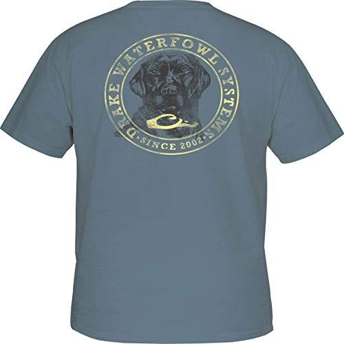 DRAKE Youth Circle Lab T-Shirt Short Sleeve (M)