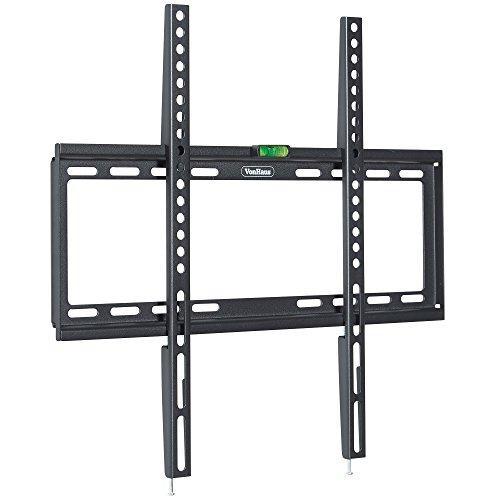 VonHaus Ultra Slim TV Wall Mount Bracket for 32-55 LCD, LED, 3D & Plasma Screens - Max. VESA 400x400