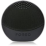 FOREO LUNA play – All the Power of T-SONIC Cleansing in 1 Small Device, Midnight