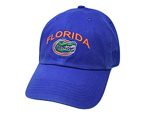 Top of the World Florida Gators Men's Hat Arch, Royal, Adjustable