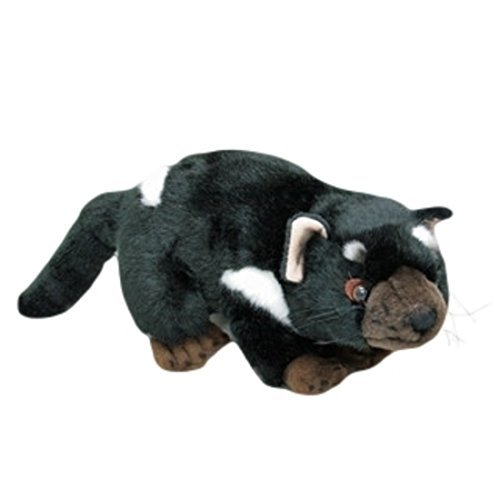 Tazmanian Devil Plush - Bocchetta Plush Toys Diego Austalian Tasmanian Devil, Stuffed Animal, Size 23cm/9″