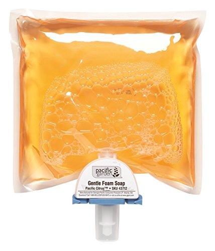 Georgia Pacific 1200 mL Pacific Citrus Foam Soap Refill