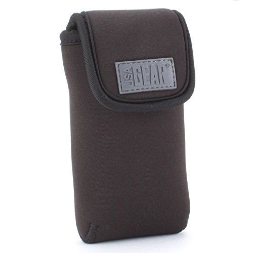 USA Gear Portable GPS Carrying Case for Garmin eTrex 10 Worl