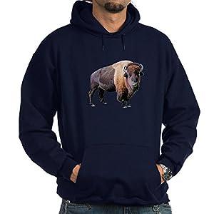 CafePress Buffalo - Pullover Hoodie, Classic & Comfortable Hooded Sweatshirt