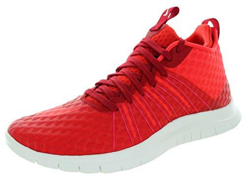 Nike Heren Gratis Hypervenom 2 Fs Loopschoen Gym Rood / Lt Karmozijnrode / Ivoor