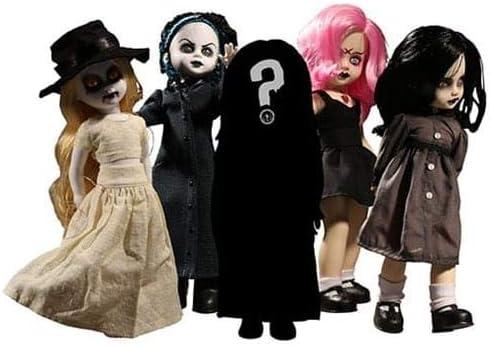 LIVING Dead Dolls 20th ANNIVERSARIO PAMPAS Bambola Mezco
