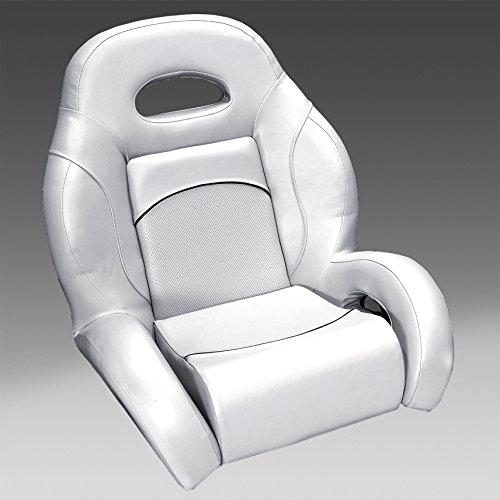 DeckMate Sport Bucket Boat Seat (Gray)