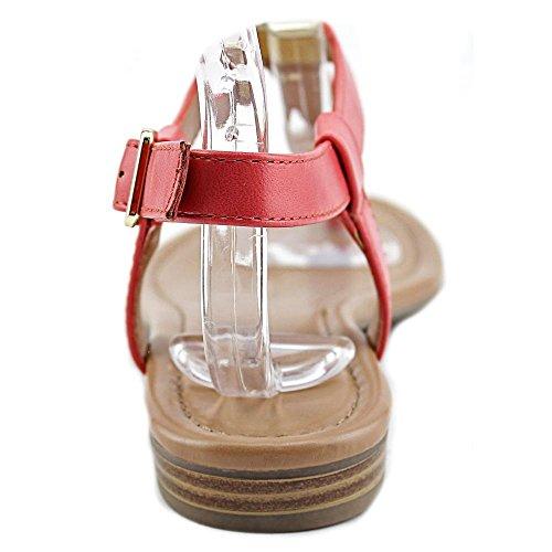 Style & Co. Baileyy - Sandalias de vestir de Material Sintético para mujer naranja coral, color naranja, talla 37 1/3