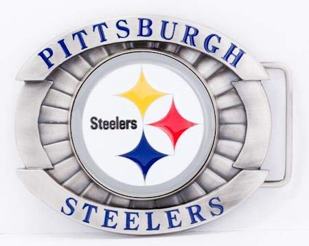 Buckle Steelers (PITTSBURGH Steelers Belt Buckle BIG)