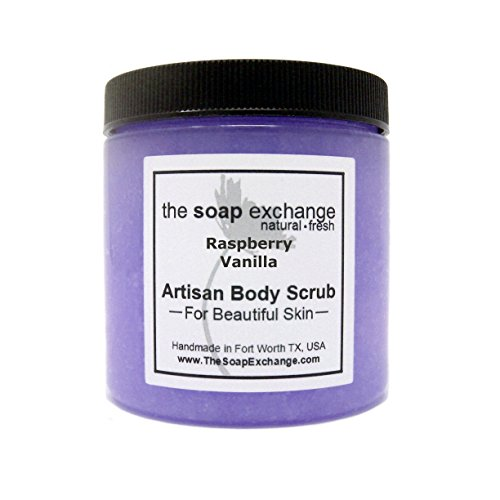 Vanilla Body Scrub Recipe