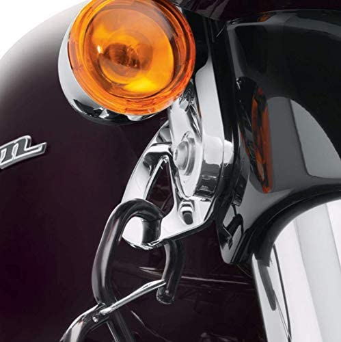 Gloss Black Ring Clip Tie Down Set Bracket Mount Hardware Kit for Harley Davidson Touring like Street Glide Special Electra Ultra Classic Limited ref 93500011 TieDown Strap Brackets Trailer Hauling