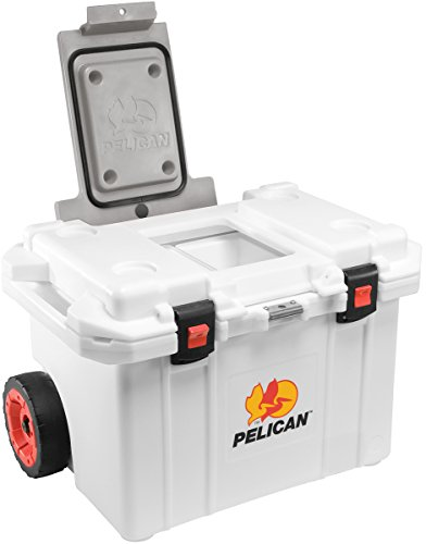 Pelican 55QW White Tailgater Cooler (55QT)