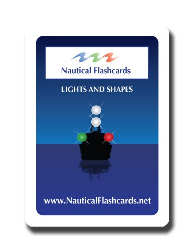 Nautical Flashcards Lights and (Shape Card)