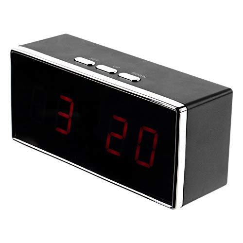 Hidden Camera In Clock Radio - 4