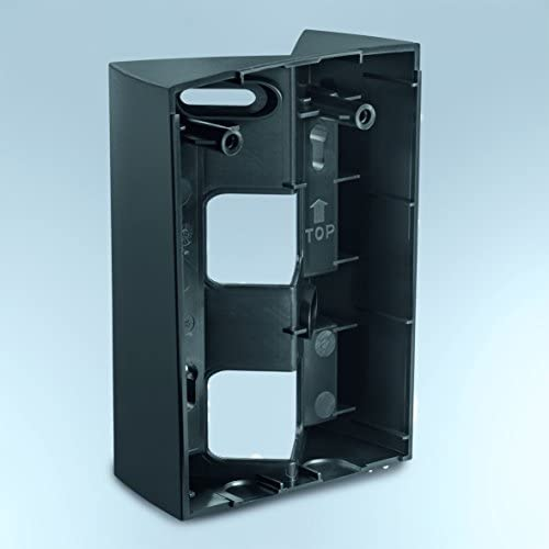 300/°|20 m Sensor Montage an Wand Ecke oder Decke Dauerlicht 2500 W Steinel Infrarot-Bewegungsmelder sensIQ schwarz