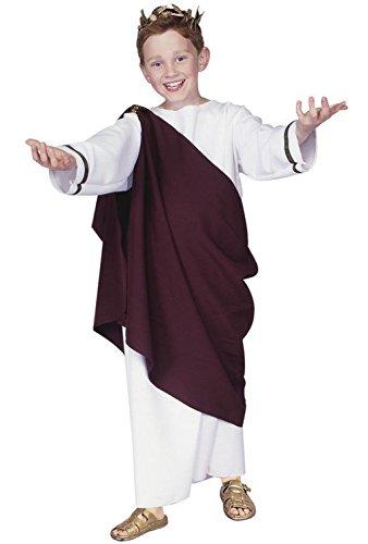 [Mememall Fashion Roman Empire Caesar the Great Boys Child Costume] (Roman Empire Costumes)