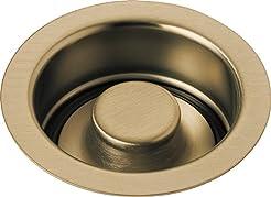 Delta Faucet 72030-CZ Disposal and Flang...