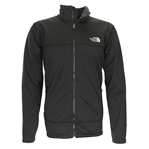 The North Face Men's Canyonwall Jacket TNF Black/TNF Black M