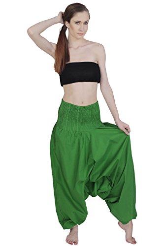 Para Mujer Pantalón Green Aakriti Gallery Paroot 6wBTEcqc7