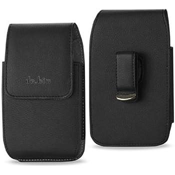 LG G4 Belt Clip Case Debin Vertical Leather Holster Cover