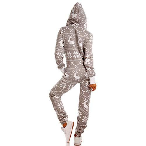 Women's Light Age Grey Crazy Jumpsuit wXHaqn7