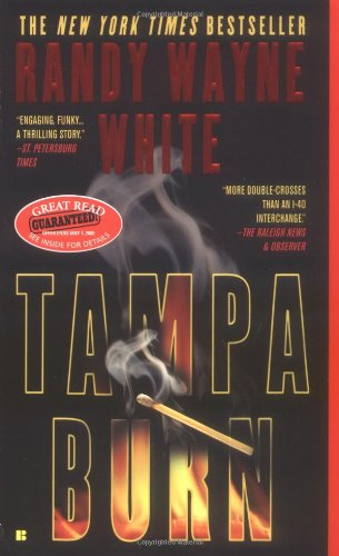 Doc Ford Mystery Book Series Tampa Burn