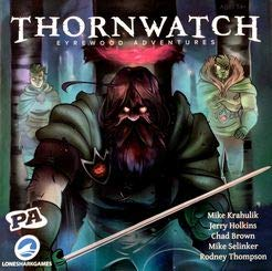 Thornwatch Graphic Novel Adventure Game