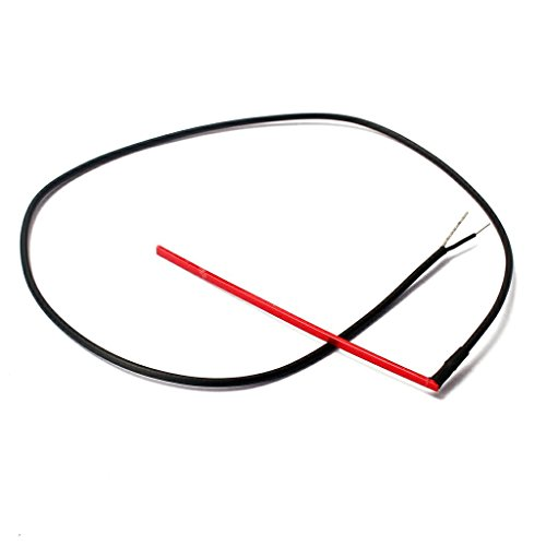 - Ultrathin Red Pickup Under-Saddle Passive Piezo Film Pickup Sticks for Acoustic Guitar without Plug