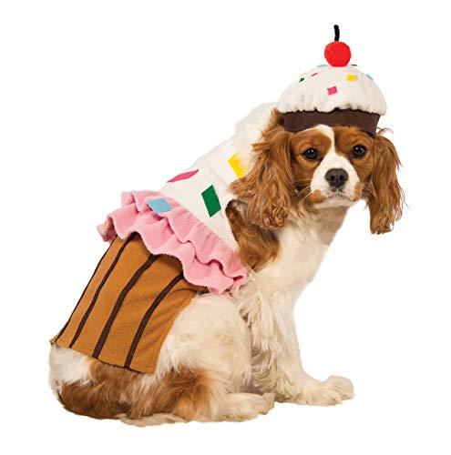 Rubie's Cupcake Dog Costume, Large (Renewed)]()