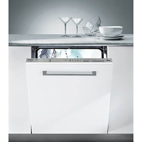 Candy CDI1LS38S-80 Fully Integrated 13 Place Dishwasher 6 Programmes 4 Temps