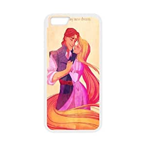 Steve-Brady Phone case Tangled Princess Protective Case For Apple Iphone 6,4.7 by mcsharks