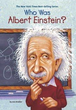 Jess M. Brallier: Who Was Albert Einstein? (Paperback); 2002 Edition