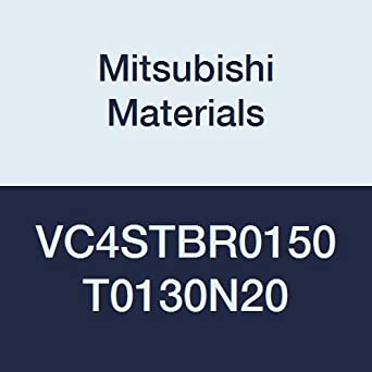 20 mm Neck Length Mitsubishi Materials VC4STBR0150T0130N20 VC4STB Series Carbide Miracle End Mill 1/° 30 Taper Angle 4 mm LOC 4 Short Flute 1.5 mm Corner Radius Ball Nose Taper Shape