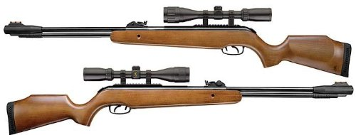 Browning Pellet 820 FPS 0.22 Caliber Air Rifle with Lever Action &...
