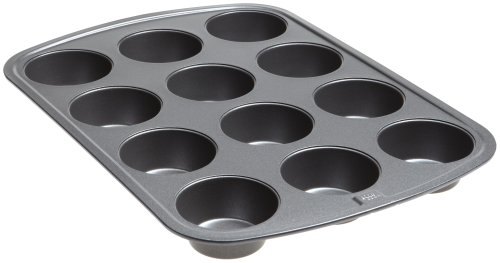 Goodcook 4031 Nonstick Bakeware, 2-3/4 in Dia x 18.3 in L x 11.8 in W x 8.1 in H