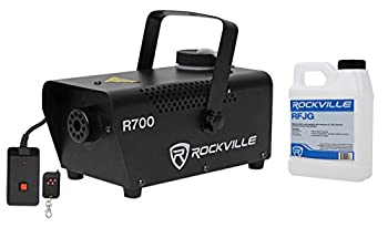 Rockville R700 Fogsmoke Machine Wremote Quick Heatup, Thick Fog! 0
