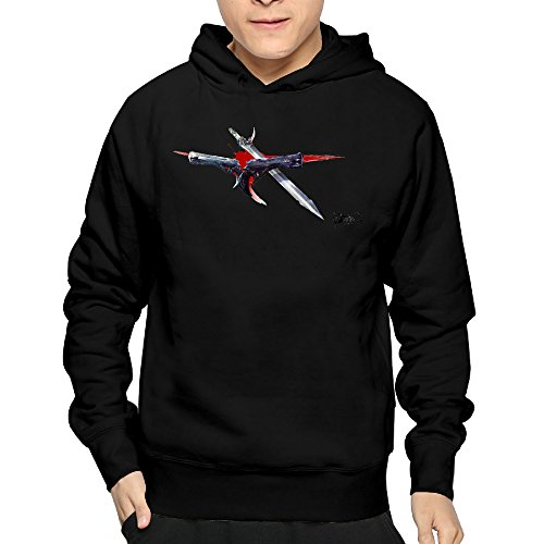 2016 For Adult High Quality No Pockets Devil May Cry 4 Sweatshirts Clothing