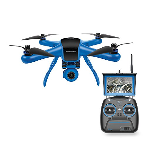 Raptor LCD Screen GPS Live-Feed HD Video Camera RC Drone by World Tech Toys