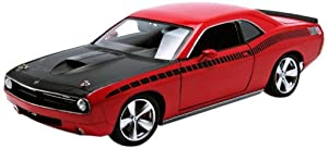 1/18 Concept Cuda, Rallye Red by Die Cast Promotions-highway 61