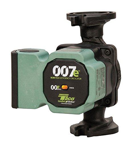 Taco 007E-F2 Emc High Efficiency Circulator by Taco