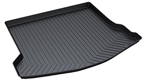 Vesul Rubber Rear Trunk Cargo Liner Trunk Tray Floor Mat Cover for Ford Focus Sedan 2012 2013 2014 2015