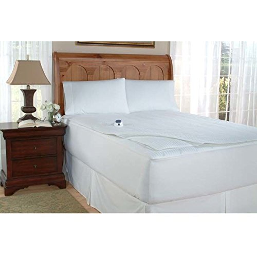 Low Voltage Heated Mattress Pad - 5