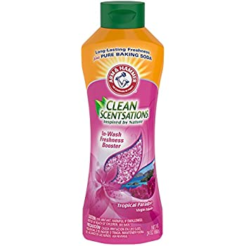 Arm & Hammer Clean Scentsations Tropical Paradise In-Wash Freshness Booster, 24 Ounce