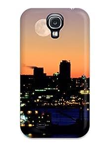 Larry B. Hornback's Shop New Halifax Nova Scotia Canada Skin Case Cover Shatterproof Case For Galaxy S4 6216000K37795753