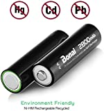 BONAI LCD Universal Battery Charger and Discharge