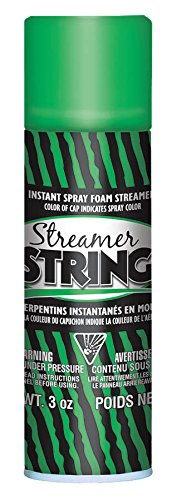 Green Streamer String 3oz, Party Favor]()