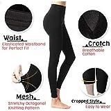 YunBest Women compression socks Beauty Slim Body Leg Shaper Burn Fat ... badff0b36441